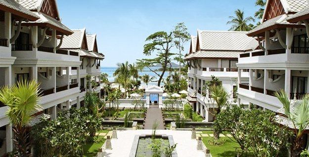 Novotel Samui Resort Chaweng Beach Kandaburi 4*