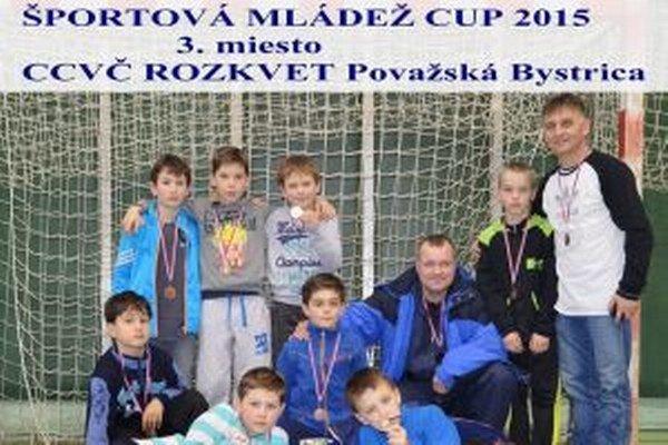 CCVČ Rozkvet Považská Bystrica.