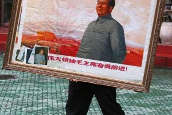 Ľud je predseda Mao a predseda Mao je ľud!