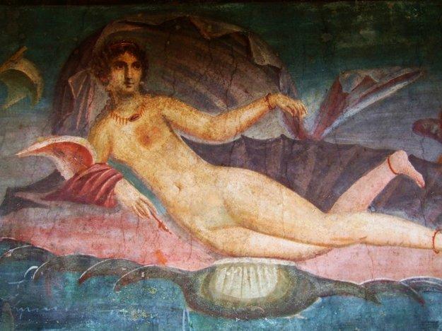 Krása rímskej Venuše