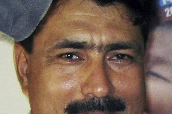 Pakistanský lekár Šakíl Afrídí.