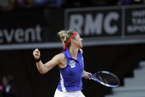 Francúzska  Pauline Parmentierová ovládla turnaj v Istanbule.