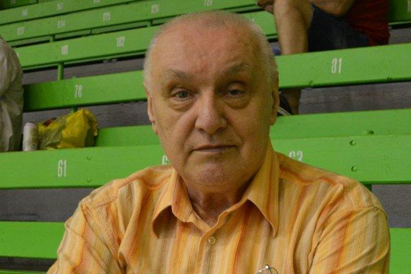 Čerstvý sedemdesiatnik – František Kavulič.