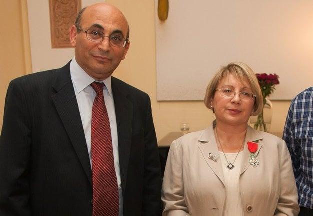 Leila a Arif Junusovci.