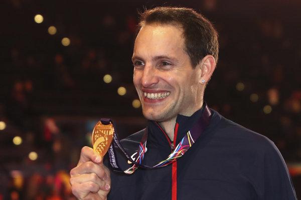 V minulej sezóne najčastejšie zvíťazil celkove v disciplíne francúzsky skokan o žrdi Renaud Lavillenie.