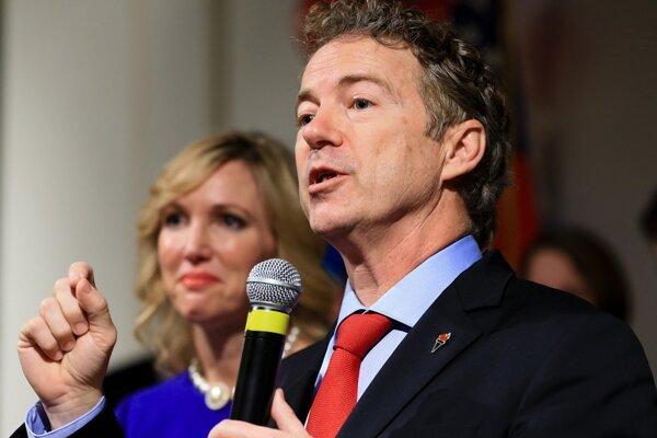 Senátor Rand Paul zo súboja o republikánsku nomináciu odstúpil.
