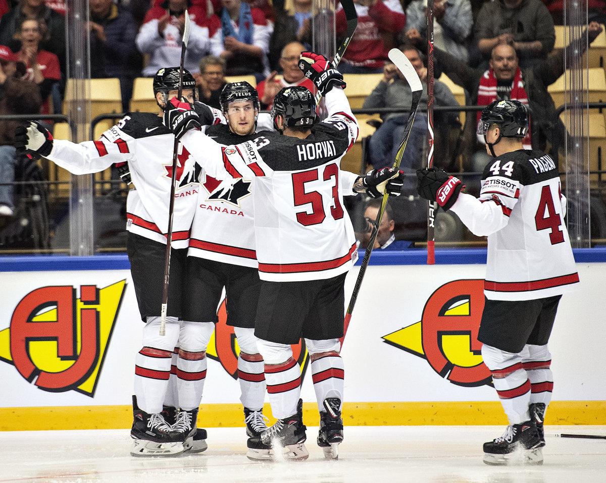 d65f3e20d0141 Južná Kórea : Kanada - Online prenos - MS v hokeji 2018 - Šport SME