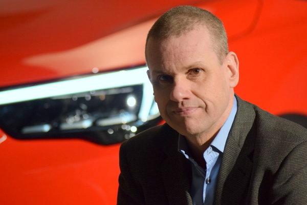 Riaditeľ importéra značky Opel na Slovensku a v Česku Pavel Šilha.