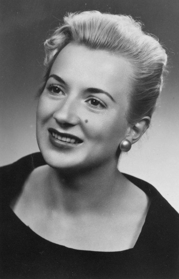 Anna Kajabová-Peňašková.