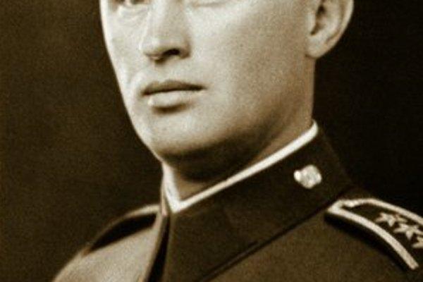 Josef Mašín, brigádny generál in memoriam.