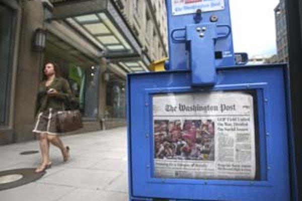 The Washington Post sa stali súčasťou modernej mediálnej éry – hoci s publikovaním farebných fotiek začali až v roku 1999.