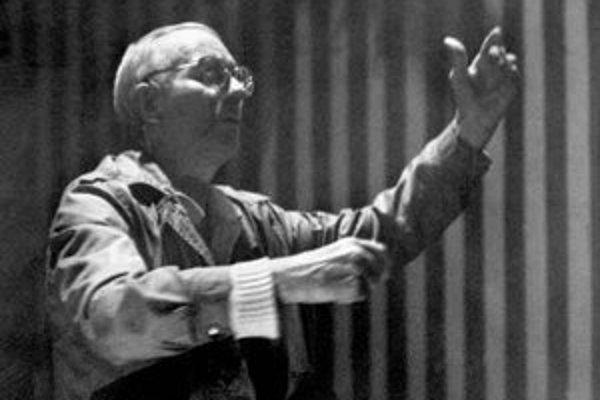 Jan Grossman preslávil nielen Divadlo na Zábradlí.