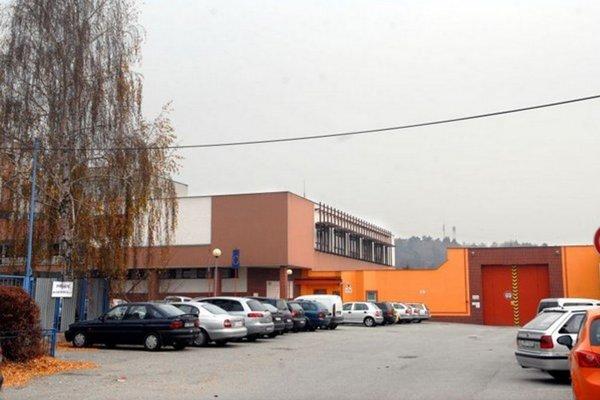 Väznica v Košiciach Šaci. Podľa anonyma sa tam kšftuje so slobodou.