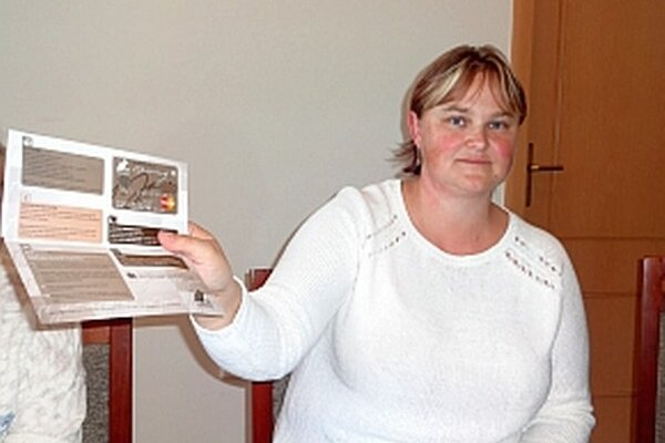 Simonkina mama tvrdí, že peniaze jej veľmi pomôžu.