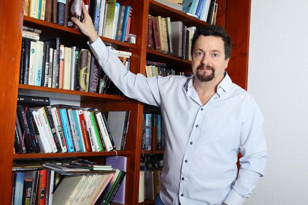 spisovateľ Michal Viewegh