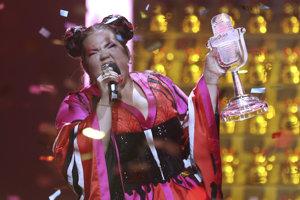 Izraelčanka Netta vyhrala Eurovíziu s pesničkou Toy.