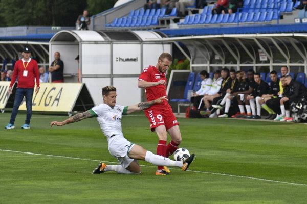 Prešov opúšťa Fortuna ligu. Čo bude s klubom ďalej je nateraz otázne.