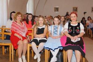 Rodiny koncertovali v humenskom zámku.