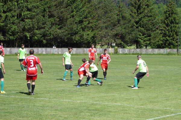 V Stankovanoch padlo šesť gólov.