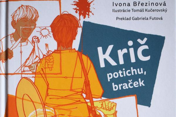 Ivona Březinová: Krič potichu, braček (Perfekt 2017)