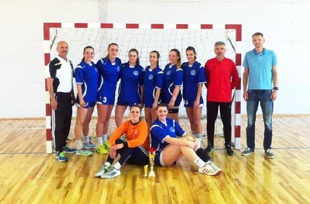 Vysokoškolský hádzanársky tím UKF Nitra.