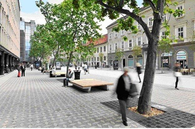 Premena centra mesta v Ľubľane, ktoré oslobodili od áut.