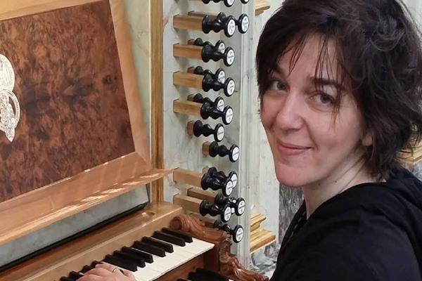 Erzsébet Windhager-Geréd zahrá v katedrále túto nedeľu.