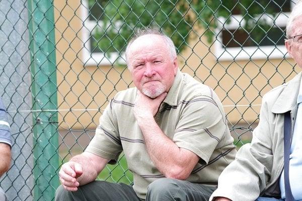 Andrej Daňko počas nedávnej návštevy rodných Michaloviec, kde sa predstavili internacionáli VSS Košice.