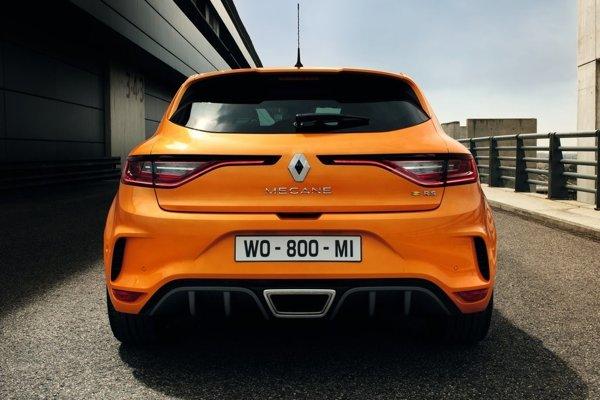 Renault Mégane R.S.