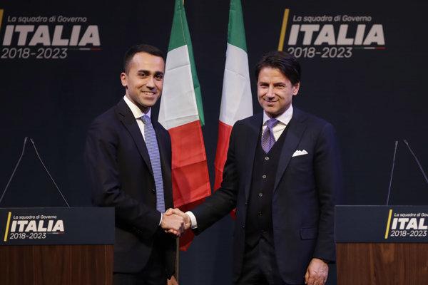 Talianom bude vládnuť Hnutie piatich hviezd a Liga Severu.