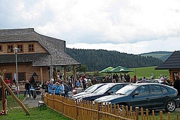 Koliba Papradno sa stalo dejiskom najobľúbenejších hier.