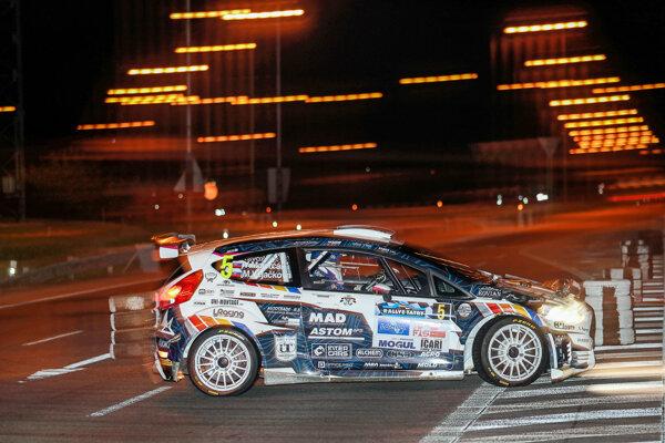 Vlastimil Majerčák sa predvedie na Rallye Tatry.