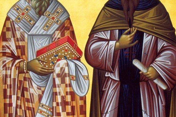 Sv. Cyril a Metod