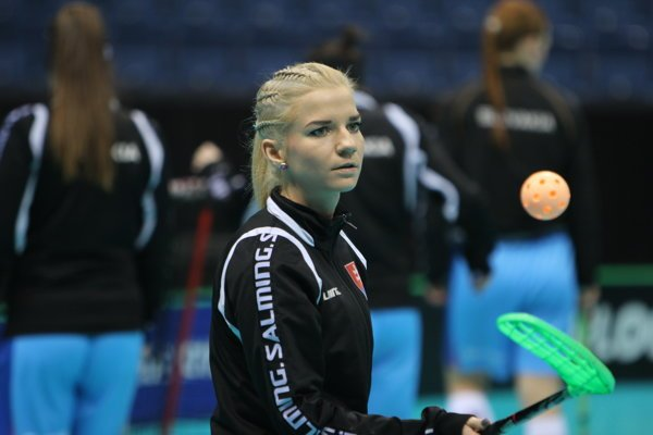 Katarína Klapitová prestupuje do krajiny hokejových vicemajstrov ako aktuálna česká majsterka.