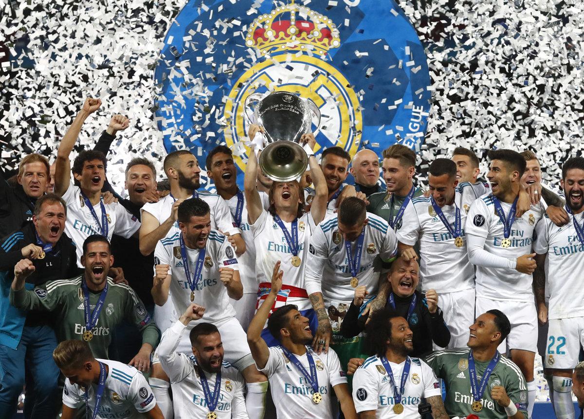 de046728c7ca7 Real : Liverpool - Liga majstrov 2018 - finále - ONLINE - Šport SME