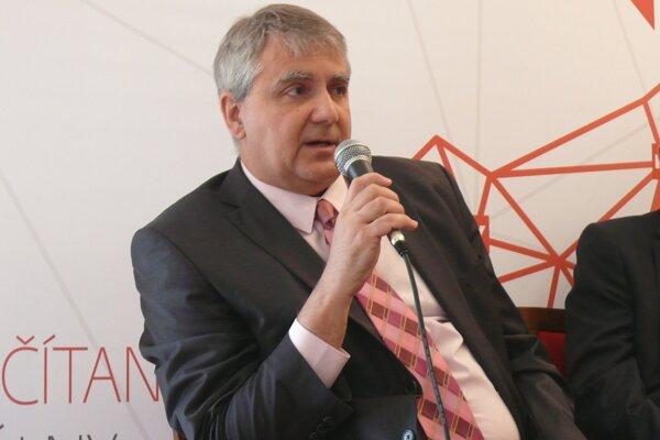 Peter Pobeha, predseda predstavenstva a generálny riaditeľ SAD Žilina.