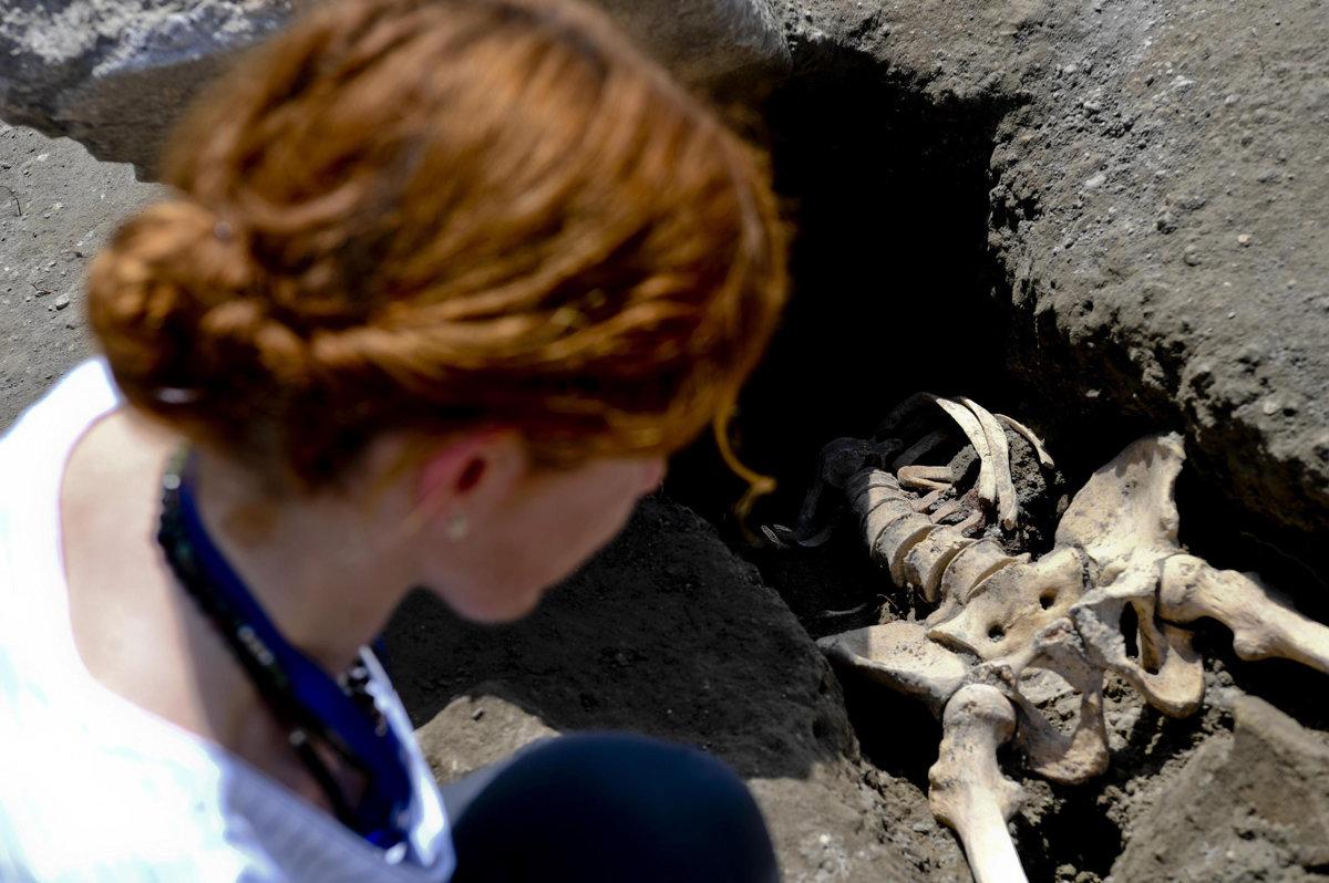 250b6603b V Pompejach našli kostru muža, kamenný kváder mu odťal hlavu - Tech SME