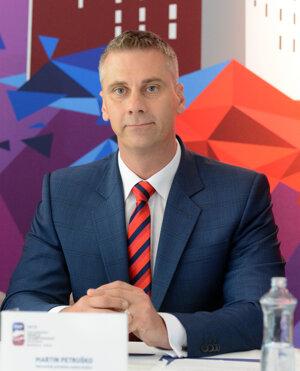 Košický viceprimátor Martin Petruško