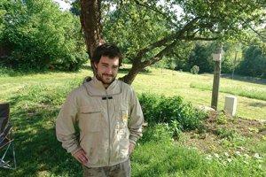 Lukáš Vician, mladý vČelár z Litavy