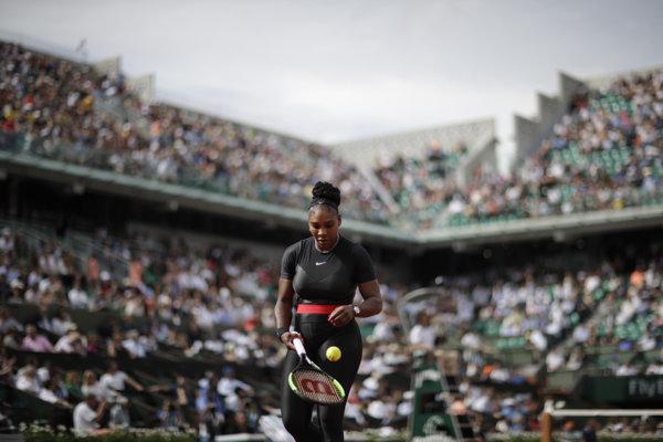 Serena Williamsová.