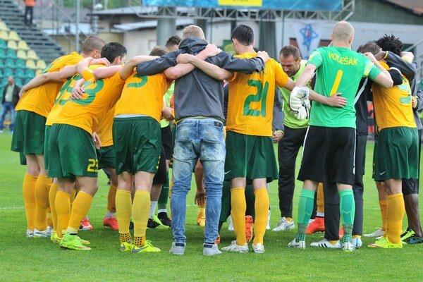 Dôvodom skoršej prípravy je účasť MŠK v Európskej lige.