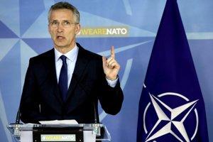 Generálny tajomník NATO. Jens Stoltenberg.