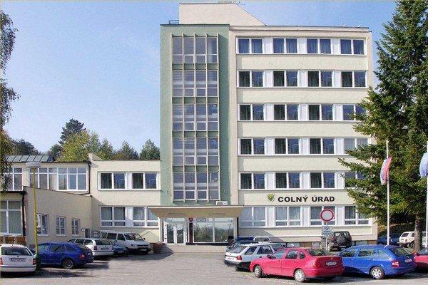 Colný úrad Žilina.