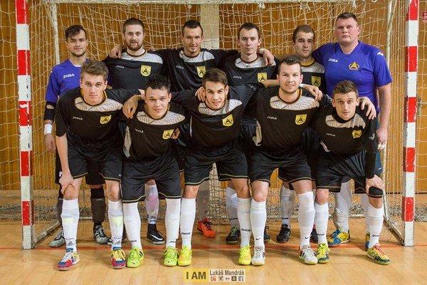 Futsalisti Makroteamu sú momentálne v dobrej forme.