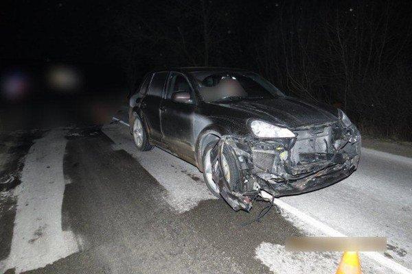 Pri nehode sa zrazili tri autá.
