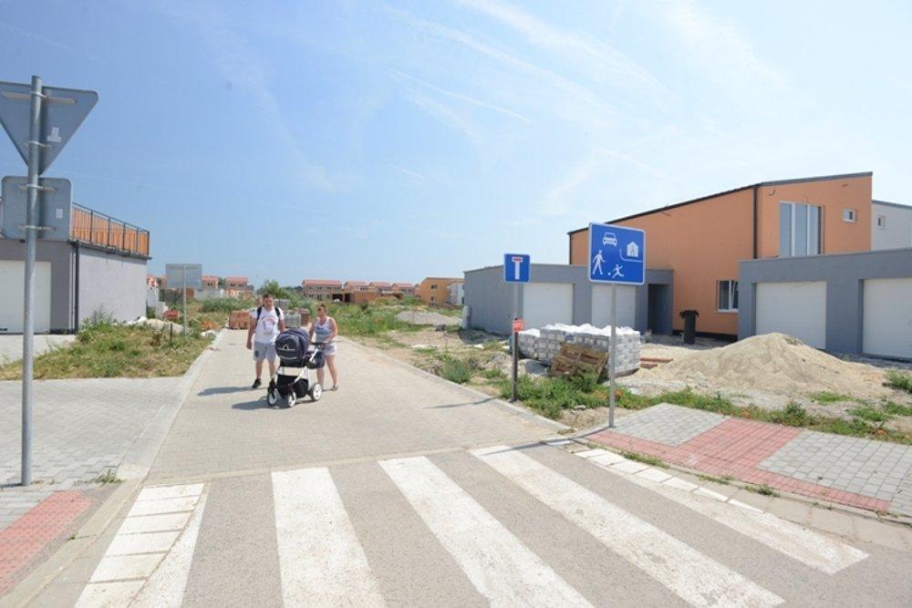 Biely Kostol vedľa Trnavy zažíva stavebný boom.