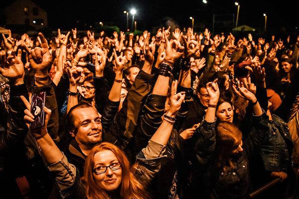 Rockové leto prilákalo tisícky návštevníkov.
