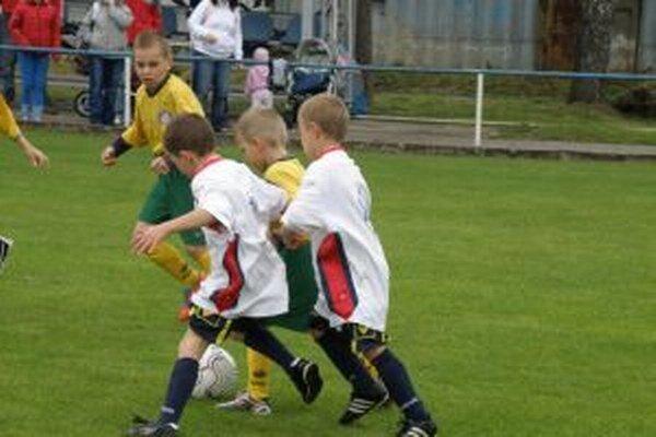Prípravkári skončili zápasy v skupinách.