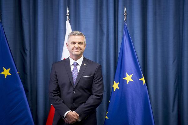 Bývalý policajný prezident Tibor Gašpar.