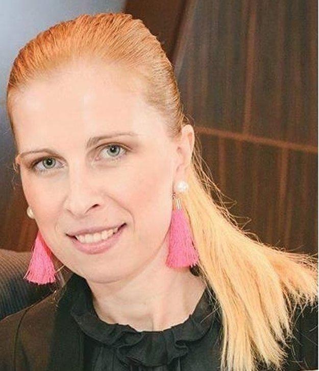 Psychologička Lenka Šajtlavová.